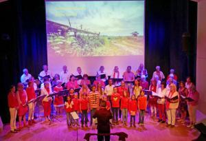 optreden Jubileumconcert met het Nijmeegs Kinderkoor
